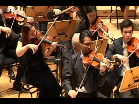 "Braddell Heights Symphony Orchestra Performs Tango From The Movie ""Scent Of A Woman"""