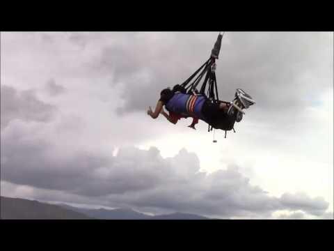 Colorado Royal Gorge Sky Coaster Ride
