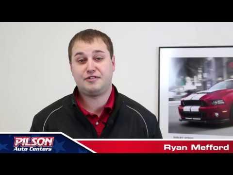 Pilson Auto Center Mattoon >> Meet Ryan Mefford Pilson Auto Center Mattoon Il