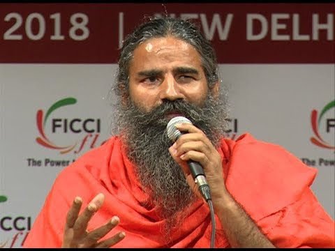 An Interactive Session with Swami Ramdev | FICCI, New Delhi | 09 Oct 2018 (Part 2)