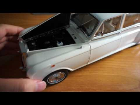 Classic Rolls Royce Phantom VI - 1/18 Model Made by Kyosho