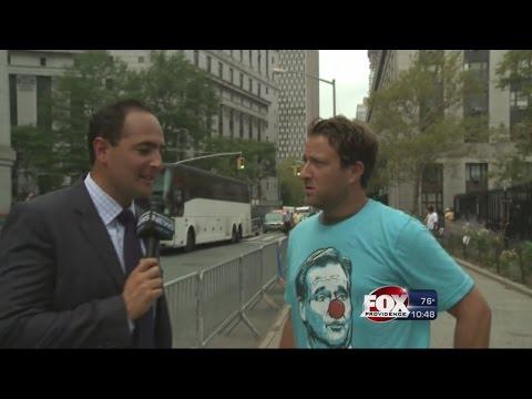 Barstool Sports Founder David Portnoy Discuss Deflategate from NYC