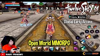 GLOBAL - Bisa Trade Antar Player Guys ^^  Twelvesky M (ENg) Android Open World MMORPG