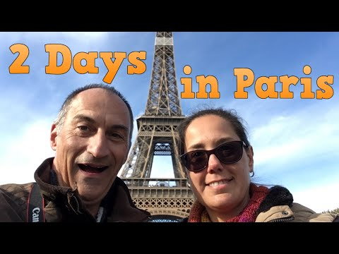 How We Camp In Big Cities Like Paris - European Tour II
