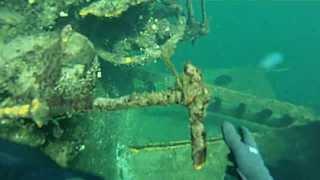 Scuba Diving Shipwreck Keystorm