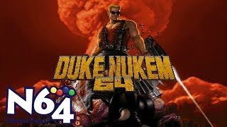 Duke Nukem 64 - Nintendo 64 Review - HD