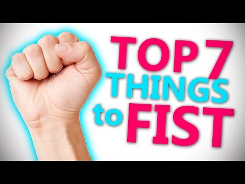 TOP 7 THINGS YOU CAN FIST (Social Experiment)