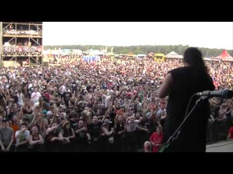 FEAR FACTORY 2015 European Tour - Episode 1 - With Full Force Festival