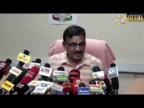கன மழை எச்சரிக்கை | Chennai Regional Meteorological Centre Director Balachandran in Media Press Meet