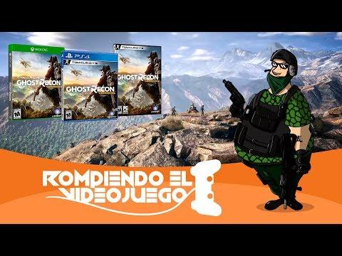[Rompiendo el videojuego] Tom Clancy's Ghost Recon Wildlands