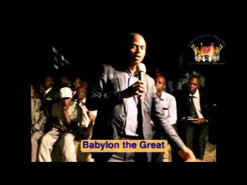 Babylon The Great Part 2, By Apostle T F Chiwenga
