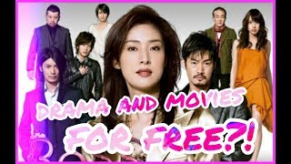 How to Watch Japanese Series and Movies for Free without Eng Sub