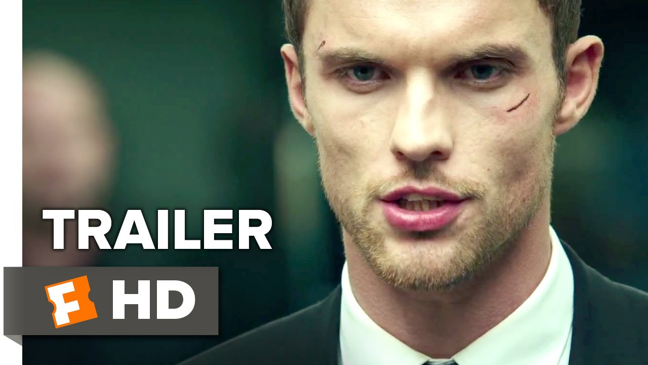 The Transporter Refueled Official Trailer #3 (2015) - Ed Skrein Action Movie HD - YouTube