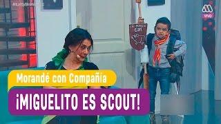 Miguelito es scout - Morandé con Compañía 2016