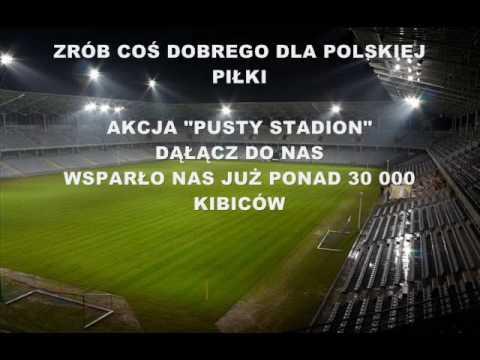 "Akcja ""Pusty Stadion"", Ruszył Protest Kibiców ""Koniec PZPN ..."