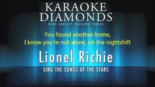 Nightshift-The Commodores-Karaoke - Legenda- Videoke