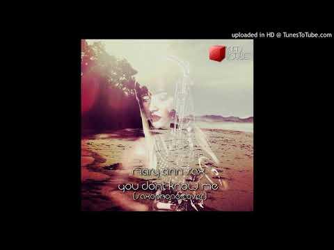 Jax Jones- You Don't Know Me ( Cover - Mary Ann Sax)