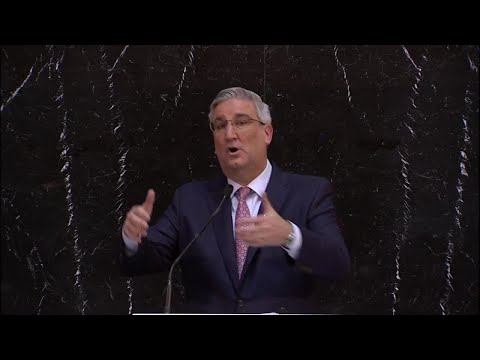 NewsRadio 840 WHAS Local News - Governor Holcomb Gives Indiana State Of The State Address