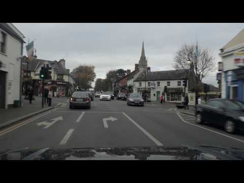 Malahide Driving Video Tour 2017