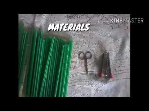 DIY LANTERN USING PLASTICK STRAW PHILIPPINES