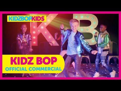 KIDZ BOP  Commercial