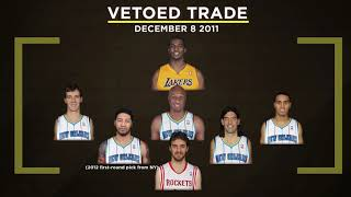 The Truth behind the Chris Paul Lakers vetoed trade