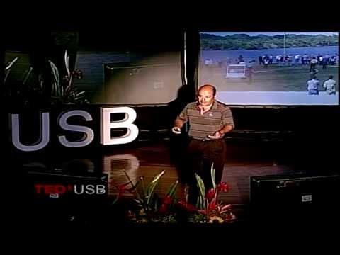 De Sartenejas para la NASA: Carlos Tomás Mata at TEDxUSB
