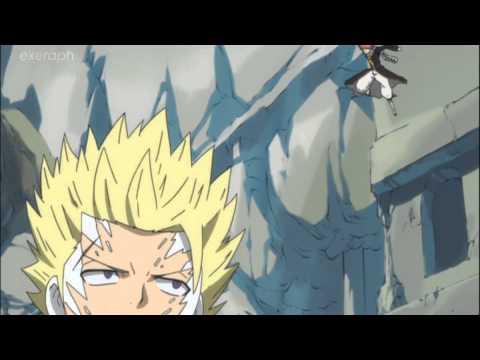 FairyTail Amv - Natsu & Gajeel VS Rogue & Sting.