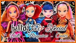 🎃 HALLOWINX SPECIAL 🎃 Dolls | Magazines | Comics