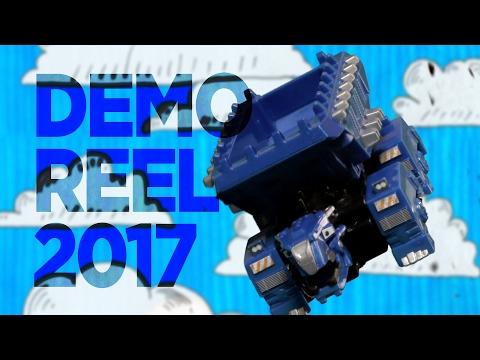 Kyle Roberts Demo Reel 2017