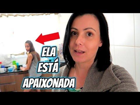FILHA ADOLESCENTE APAIXONADA ♥Toque Materno Vlogs