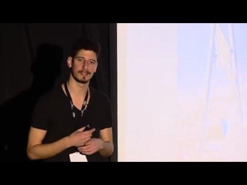 Dez Equilíbrios | Tiago Silva | TEDxIST