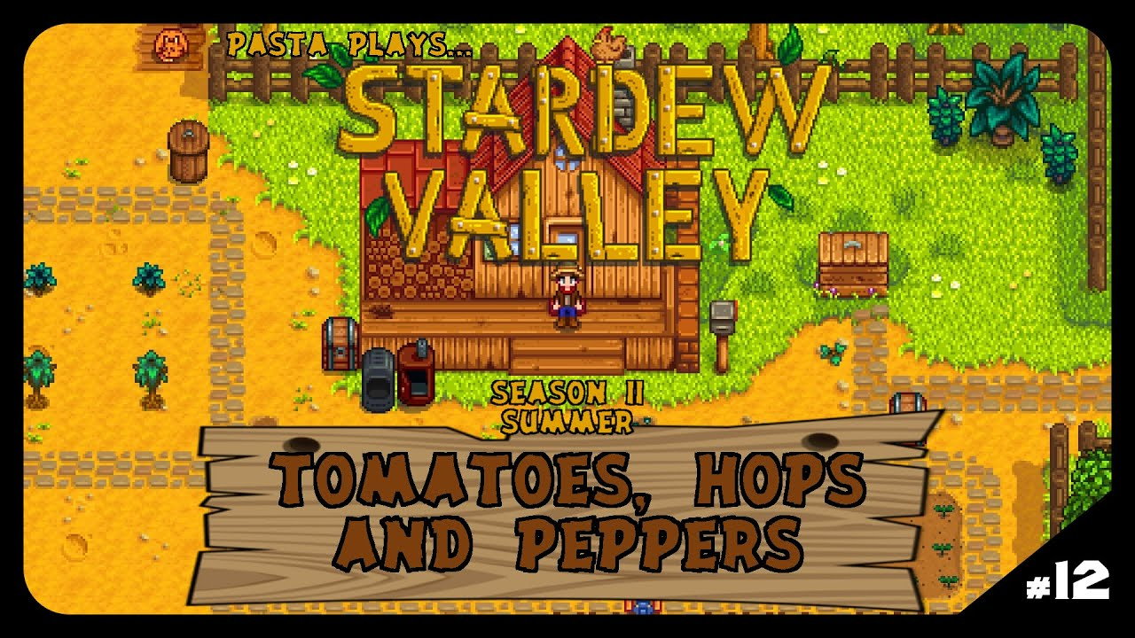 how to get hops stardew valley