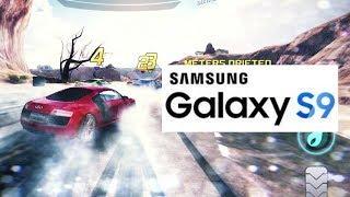 Asphalt 8: Airborne Galaxy S9 Gaming Test Max Settings [Exynos 9810]