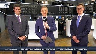 Der ISM Investment Students Munich e.V. will sich 2018 noch mehr fü...