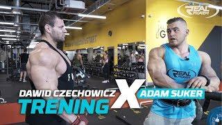 Dawid Czechowicz x Adam Suker - trening