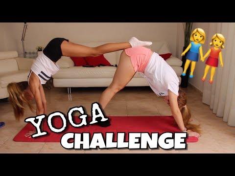 YOGA CHALLENGE con mi hermana | Soul Lys