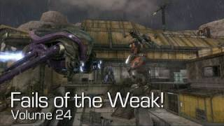 Fails of the Weak - Volume 24 - Halo 4 - (Funny Halo Bloopers and Screw Ups!)