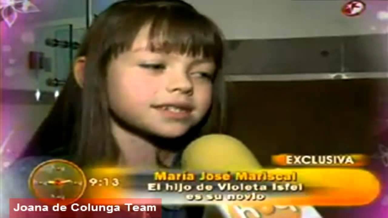 María José Mariscal: (Valentina) ¡Ya tiene novio real