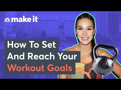 Kayla Itsines: How To Set And Reach Your Fitness Goals