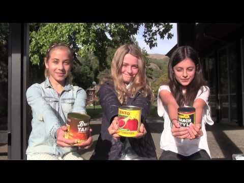 San Domenico School Food Drive   2014