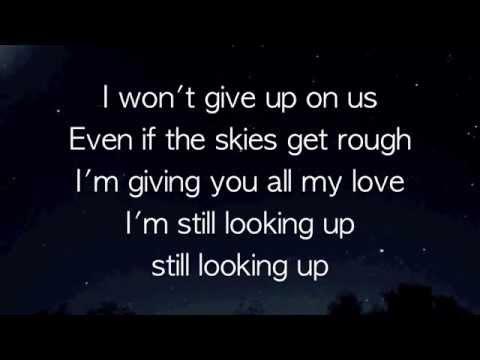 Wedding Song - Jason Mraz   I won't give up lyrics