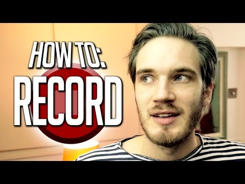Thumbnail: HOW TO MAKE VIDEOS!? - (Fridays With PewDiePie - Part 92)