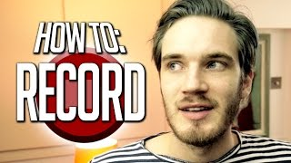 HOW TO MAKE VIDEOS!?  - (Fridays With PewDiePie - Part 92)(FRIDAYS WITH PEWDIEPIE ON A FRIDAY BABY! Click Here To Become A Bro! ▻ http://bit.ly/JoinBroArmy Comments Here! ▻ http://bit.ly/BroComments ..., 2015-02-27T18:00:00.000Z)