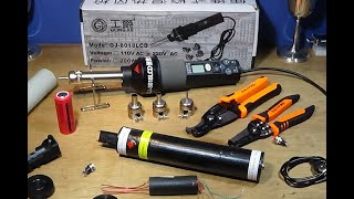 Make A Rechargeable High Voltage Electronic Igniter Survival Tool