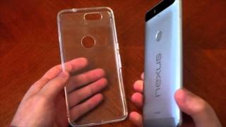 Nexus 6P - Ringke FUSION Case - Crystal View - Review