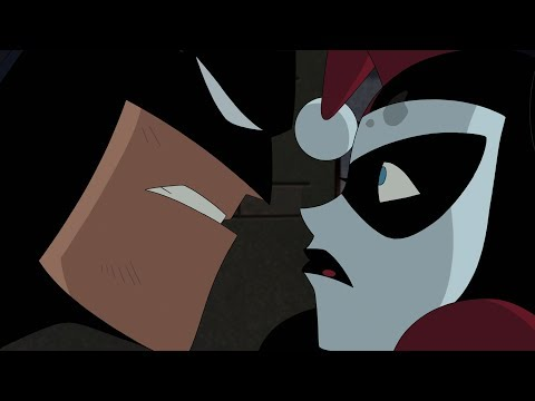 Batman and Harley Quinn's Poison Ivy on Animated Eco-Terrorism
