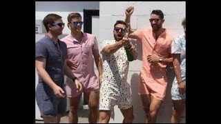 Men Rompers Are the Worst Fashion Ever (and yes, they are for girls!)