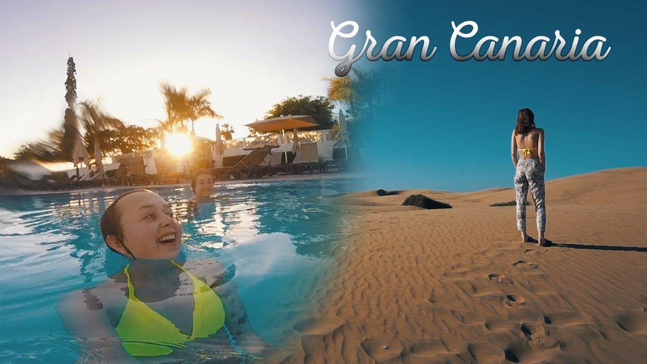 Tag til varme og solskin på Gran Canaria i januar   Ikast