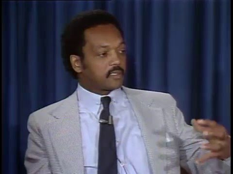 Jesse Jackson 1984 Presidential Campaign – Foreign Press Center (Part 1)